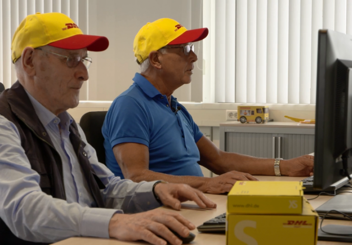 Send a parcel | DHL Parcel