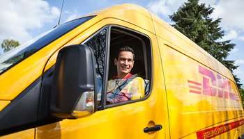 Work at DHL | DHL Parcel