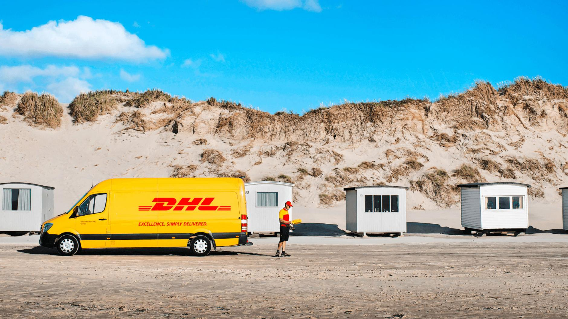 Track and trace | DHL Parcel